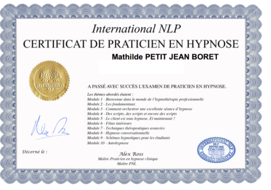 certificationhypnose