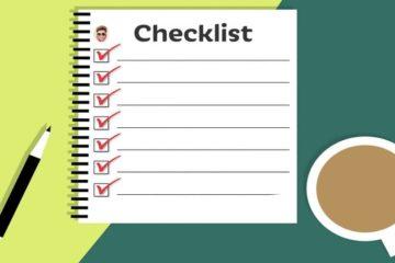 Checklist SEO du rédacteur web